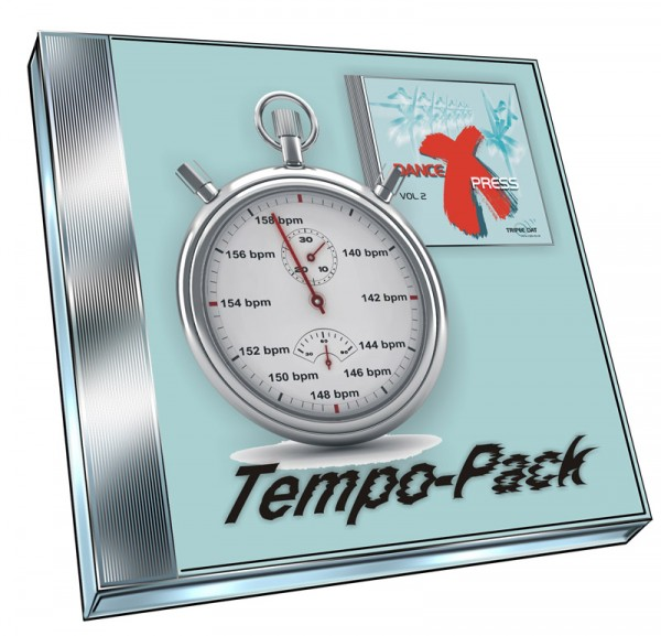 Dance X-Press Vol.2 - Tempo-Pack (Doppel-CD)