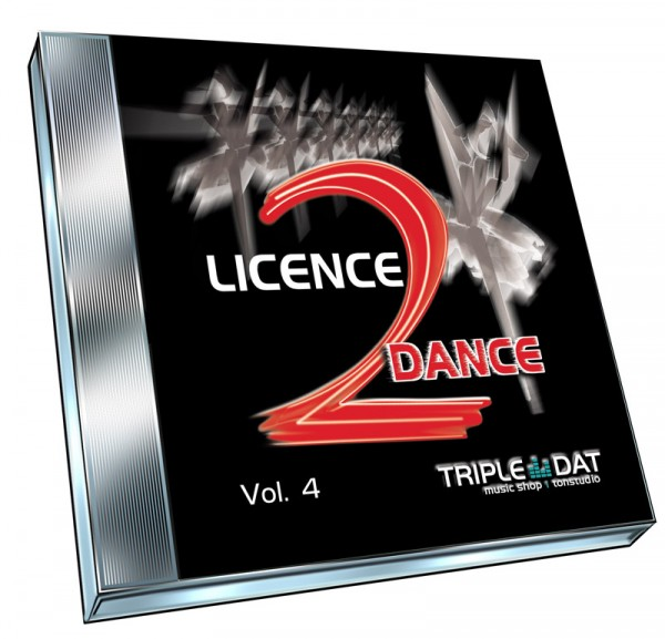 Licence 2 Dance Vol.4-CD
