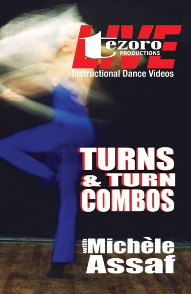 Broadway Dance Center - Turns & Turn Combos