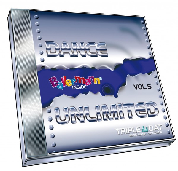Dance UnLimited Vol.5-CD