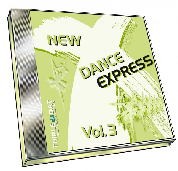 NEW Dance X-Press Vol. 3 - CD