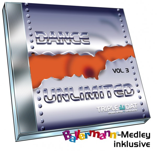 Dance UnLimited Vol.3-CD