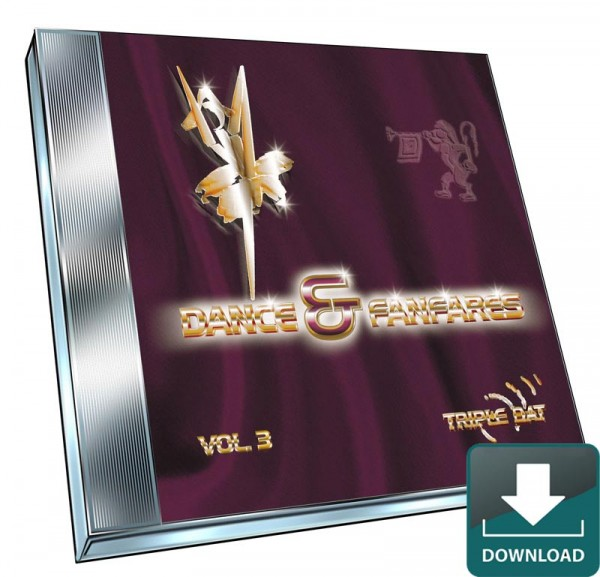 Dance + Fanfares Vol. 3-Download