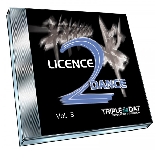 Licence 2 Dance Vol.3-CD