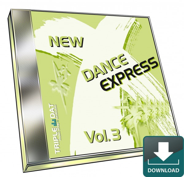 NEW Dance X-Press Vol. 3 - Download