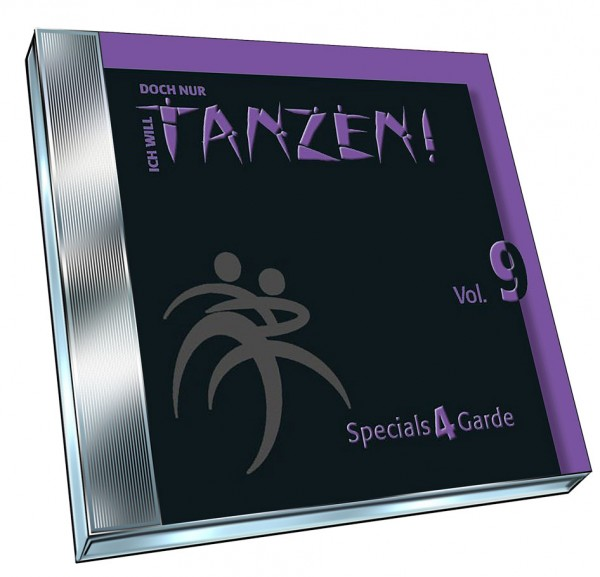 Specials 4 Garde Vol. 9 - Tanzen