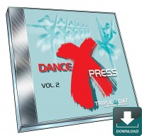 Dance X-Press Vol.2 - Download Audio-CD