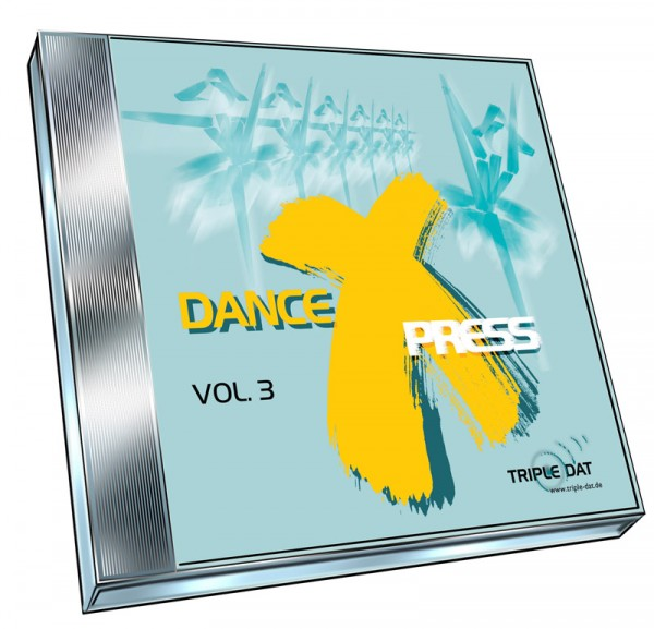 Dance X-Press Vol.3 - CD