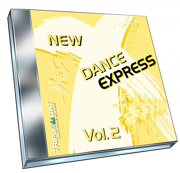 NEW Dance X-Press Vol. 2 - CD