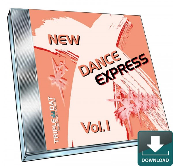 NEW Dance X-Press Vol. 1 - Download