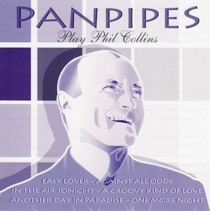 Panpipes play Phil Collins