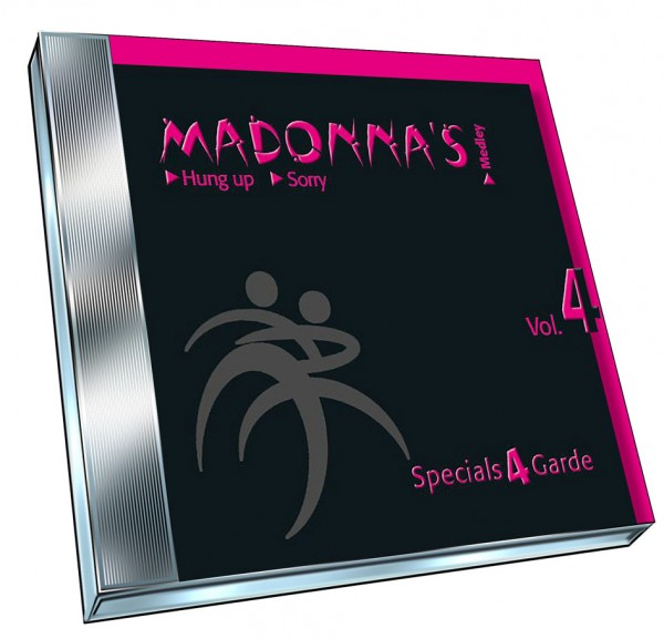 Specials 4 Garde Vol.4 - Madonna - Hung Up