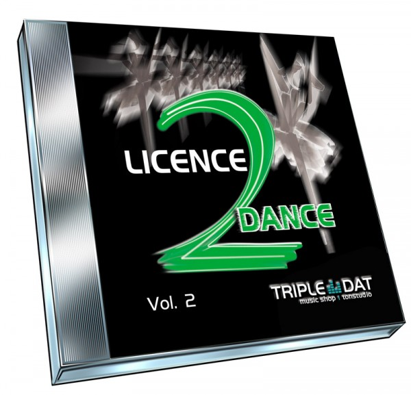Licence 2 Dance Vol.2-CD