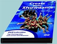 Create your Showdance - Basic level 1 -- DVD