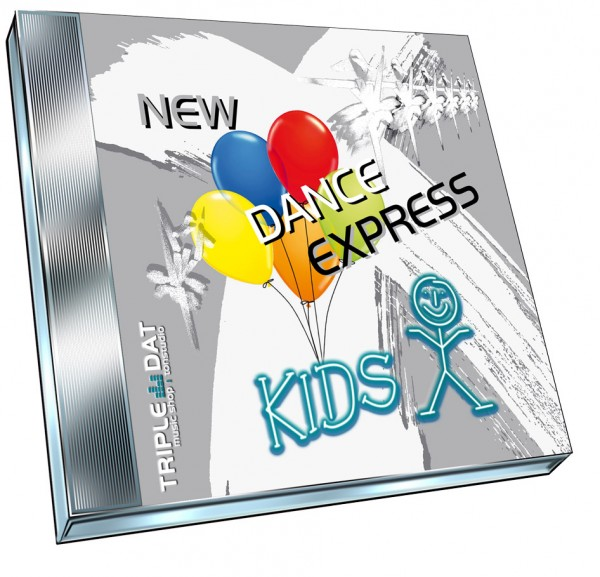 New Dance X-Press Kids Vol.1 - Download