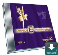 Dance & Fanfares Vol. 1 - Download Audio-CD
