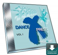 Dance X-Press Vol.1 - Download Audio-CD