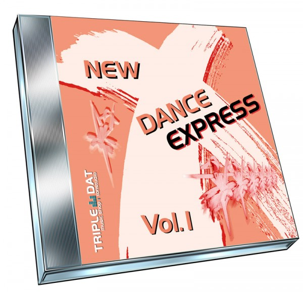 NEW Dance X-Press Vol. 1 - CD