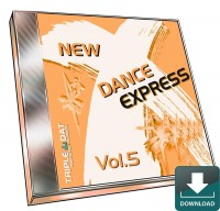 NEW Dance X-Press Vol. 5 - Download Audio-CD
