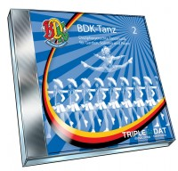 BDK Tanz Vol. 2 Audio-CD