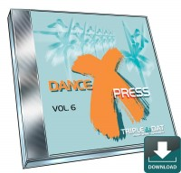Dance X-Press Vol.6 - Download Audio-CD
