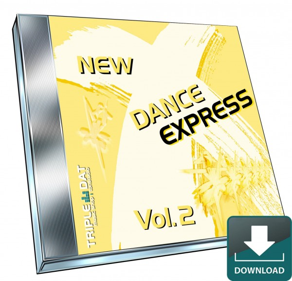 NEW Dance X-Press Vol. 2 - Download