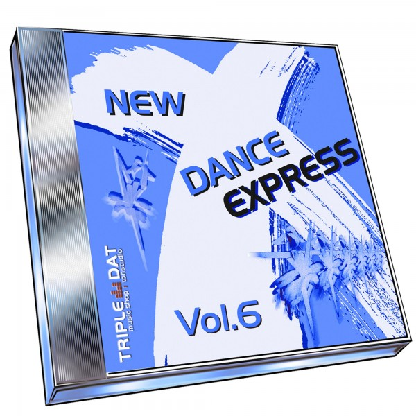 NEW Dance X-Press Vol. 6 - CD
