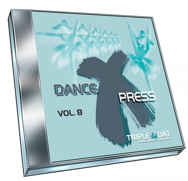 Dance X-Press Vol.8 - CD