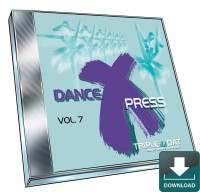 Dance X-Press Vol.7 - Download Audio-CD