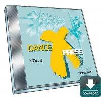 Dance X-Press Vol.3 - Download Audio-CD