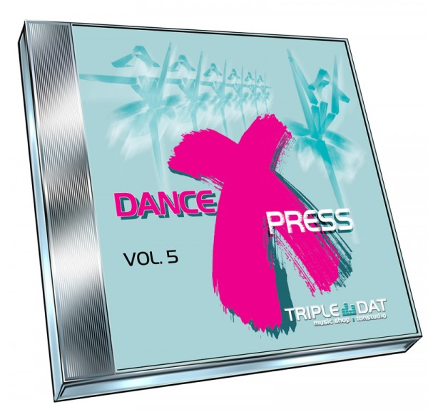 Dance X-Press Vol.5 - CD