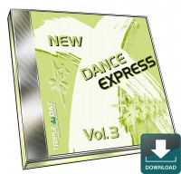 NEW Dance X-Press Vol. 3 - Download Audio-CD