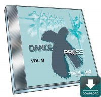 Dance X-Press Vol.8 - Download Audio-CD