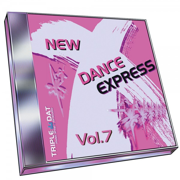 NEW Dance X-Press Vol. 7