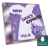 NEW Dance X-Press Vol. 4 - Download Audio-CD