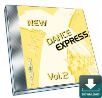 NEW Dance X-Press Vol. 2 - Download Audio-CD