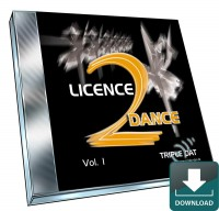 Licence 2 Dance Vol.1-Download Audio-CD