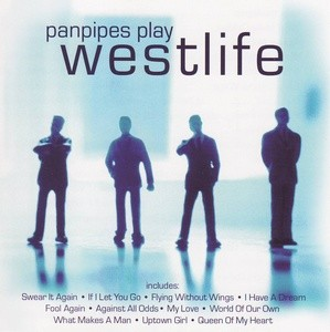 Panpipes play Westlife