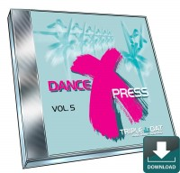 Dance X-Press Vol.5 - Download Audio-CD