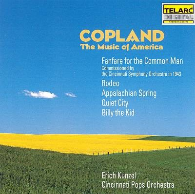 Copland - The Music of America