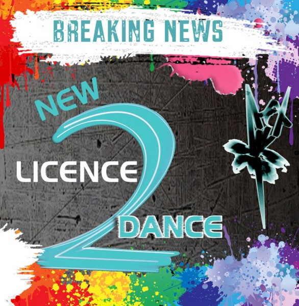 New Licence 2 Dance - Breaking News (Download)