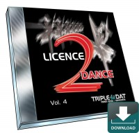 Licence 2 Dance Vol.4-Download Audio-CD