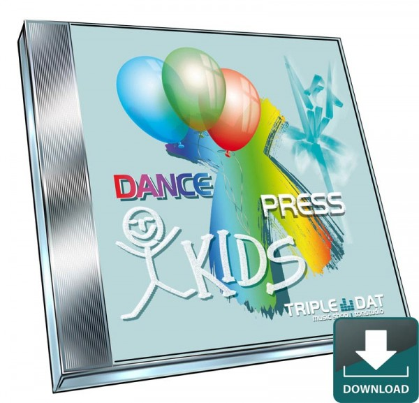 Dance X-Press Kids Vol.1 - Download