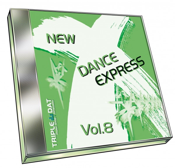 NEW Dance X-Press Vol. 8 - CD