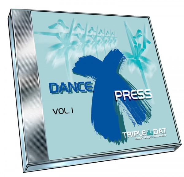 Dance X-Press Vol.1 - CD