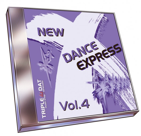 NEW Dance X-Press Vol. 4 - CD